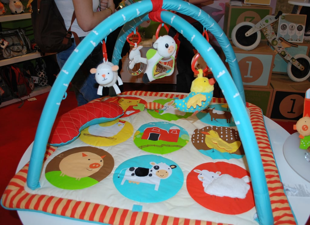 Baby Accessory Makers Move Into Toys