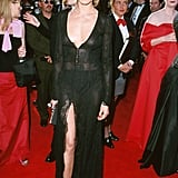 Cam showed off this memorable, sheer style at the 2000 Academy Awards.
