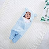 Newborn Plush Nursery Swaddle Blanket