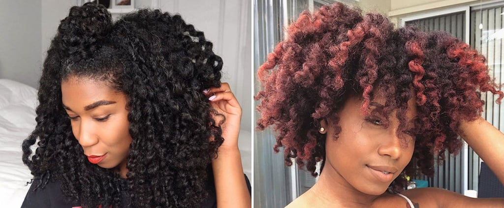 Twist-Out Hairstyle Ideas