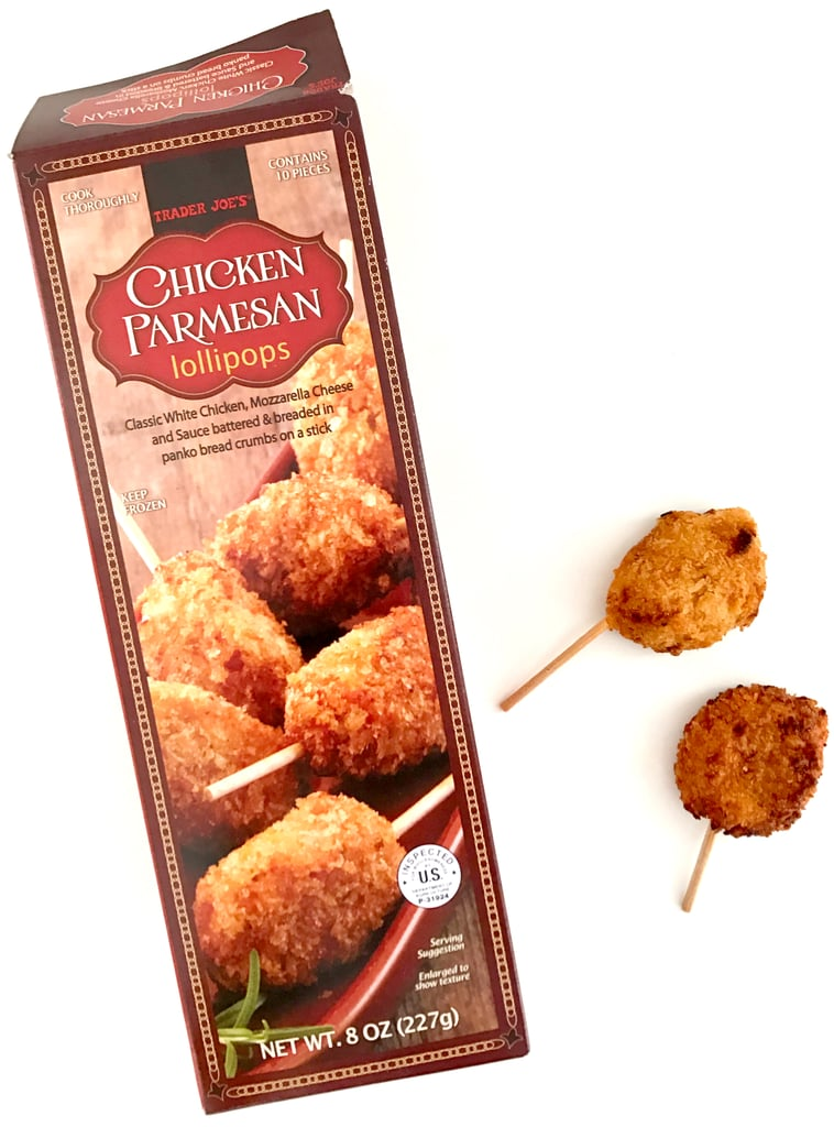 Chicken Parmesan Lollipops 5 Best Frozen Appetizers From Trader