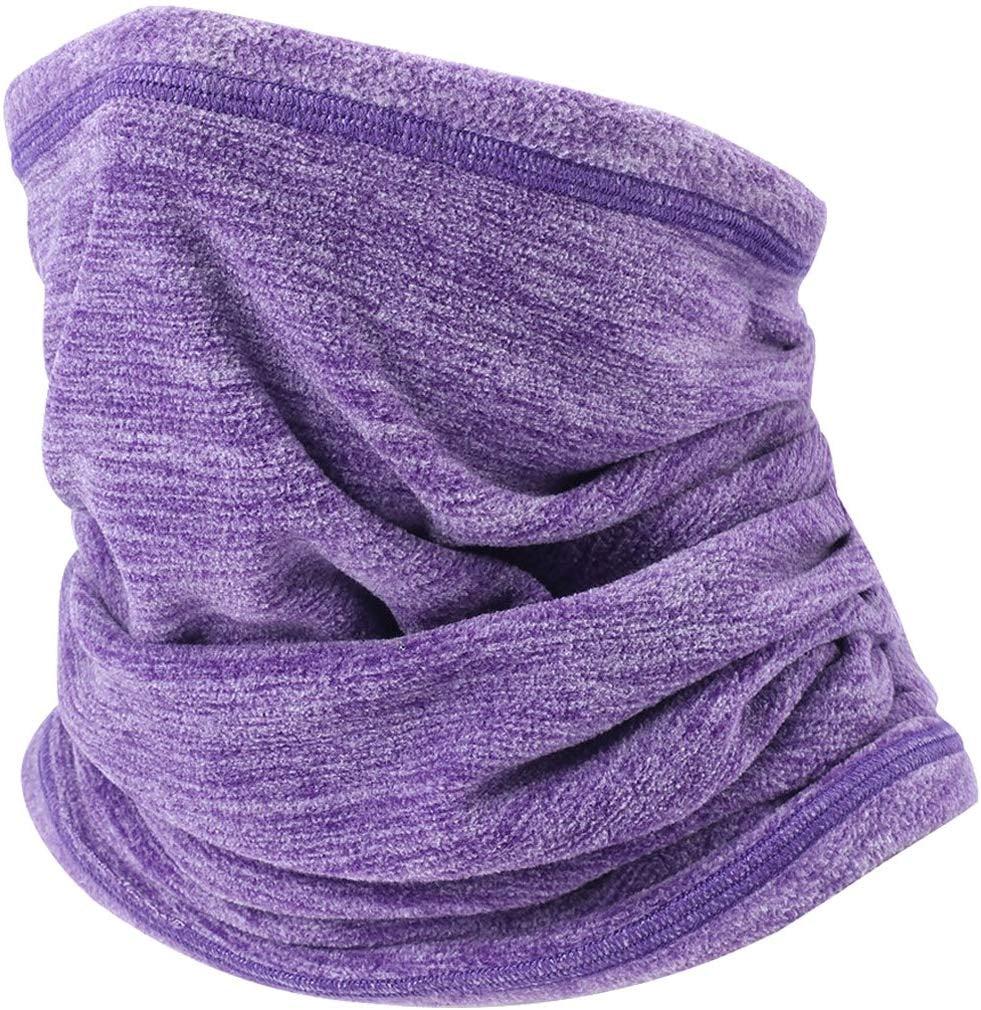 WTactful Soft Fleece Neck Gaiter
