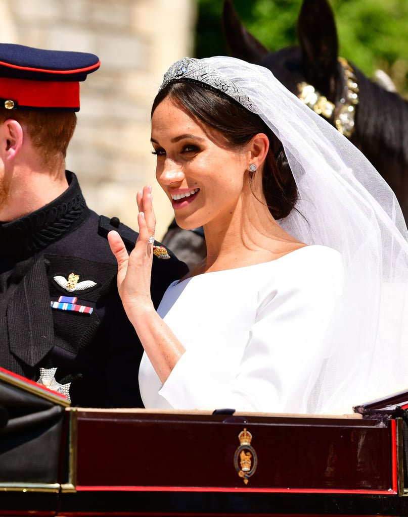 Why Meghan Markle Can't Wear a Tiara