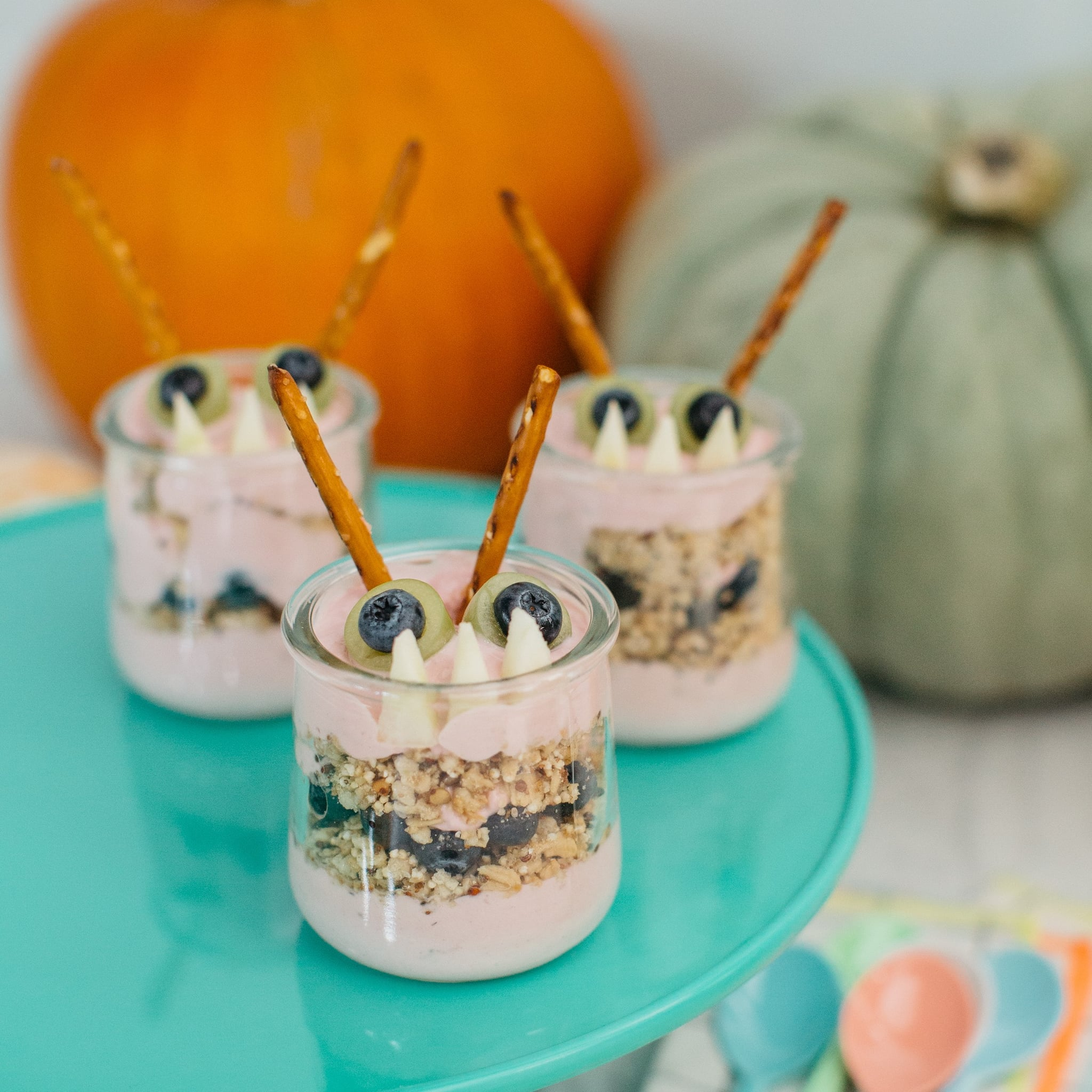 healthy halloween treats | popsugar family