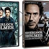 Sherlock Holmes ($20) Sherlock Holmes: A Game of Shadows ($20)
