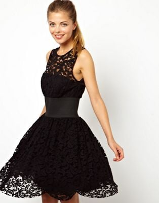 ASOS's sophisticated dress