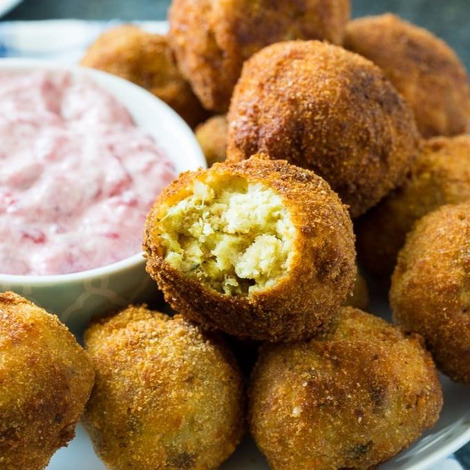 Deep-Fried Stuffing