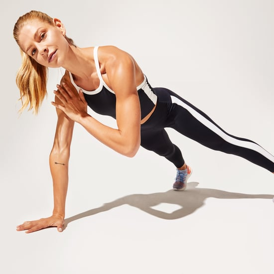 Week 4 of the Barry's Bootcamp 4-Week Workout Plan