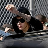This Is How Justin Bieber Leaves Jail