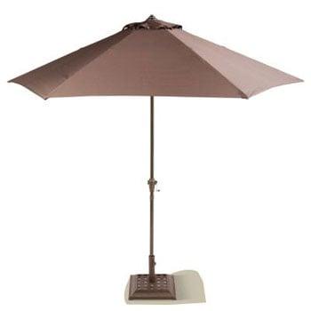 Good, Better, Best: Modern Patio Umbrellas