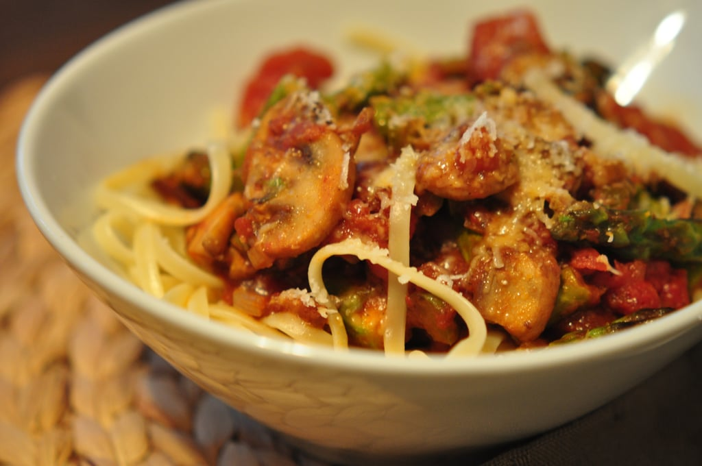 Spicy Bacon Pasta
