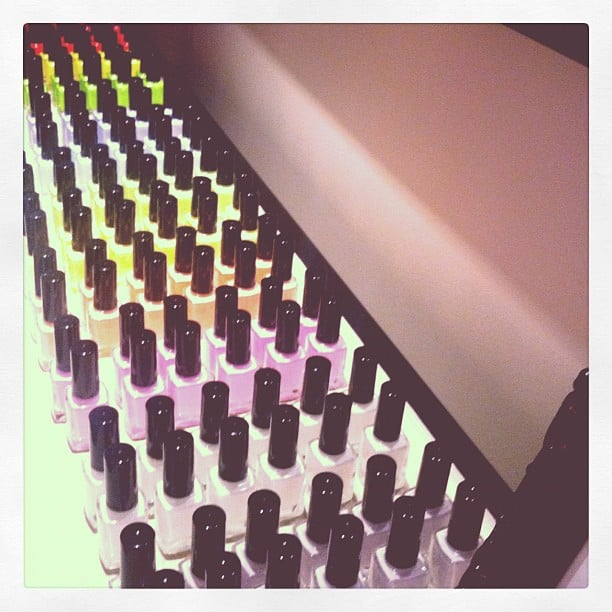 Meanwhile, the actual Hello Darling nail polishes were to. die. for. How on earth are we ever supposed to choose?!