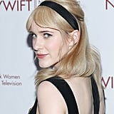Rachel Brosnahan With Blond Hair in 2019