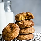 Pumpkin Cookies With Walnuts
