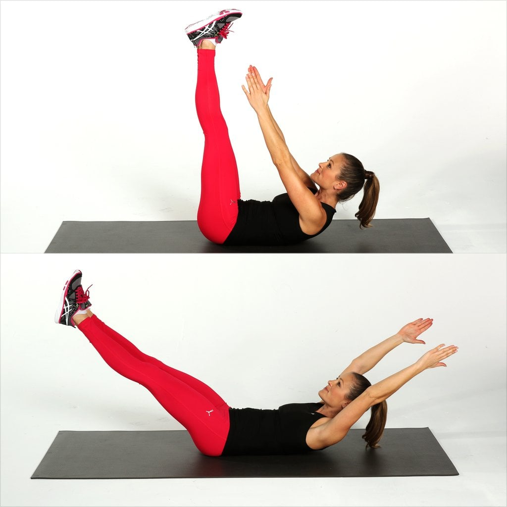 Exercise Fitness: Best Core Workout For Women