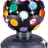 Trisonic Party Time Multi Colour 360 Degree Rotating Mirror Disco Light