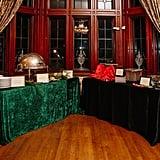 Juniper-Green Tablecloth