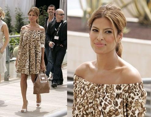 2007 Cannes Film Festival: Eva Mendes