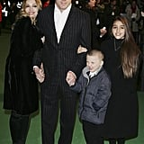 Madonna's Family Pictures
