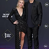 Colton Underwood and Cassie Randolph at the People's Choice Awards