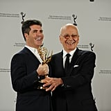 Pictures from 2010 International Emmy Awards