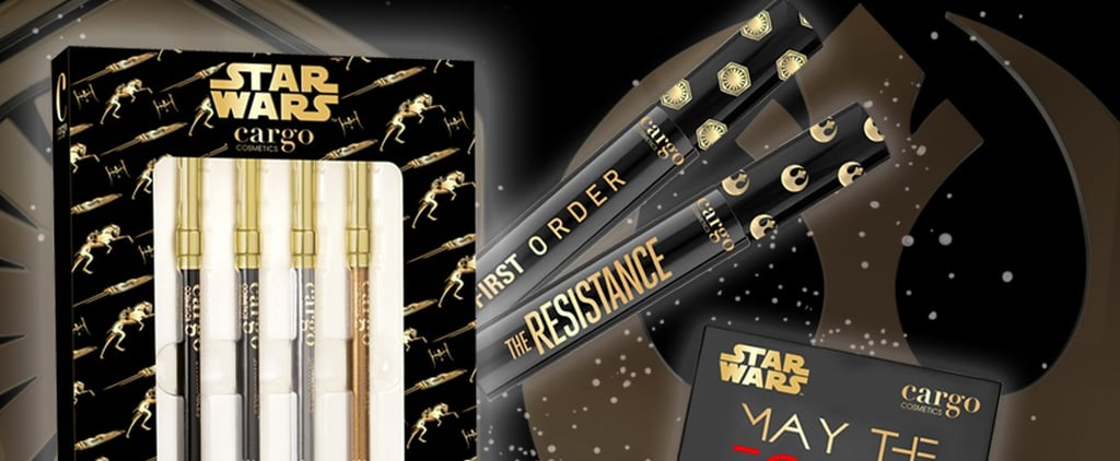 Cargo Is Launching a Star Wars Makeup Collection — Your Exclusive First Look!