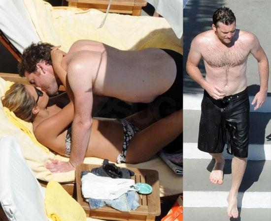 Pictures of Sam Worthington Shirtless