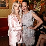 Cynthia Rowley and Kit Keenan at Town & Country 2018 New Modern Swans Celebration