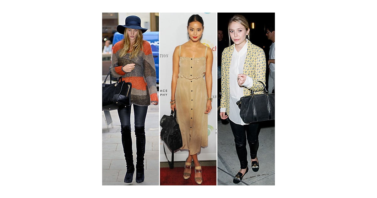 Celebrity Style Quiz For October 10 2011 Popsugar Fashion
