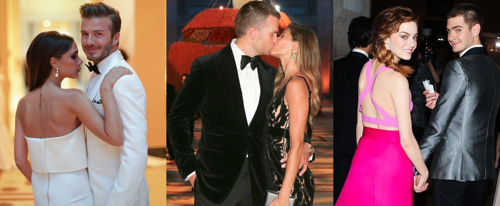 Celebrity PDA at the Met Gala 2014