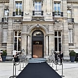 The Show Took Place at Hotel Salomon de Rothschild