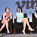 Ashley Benson, Selena Gomez, and Rachel Korine talked about their film at SXSW.