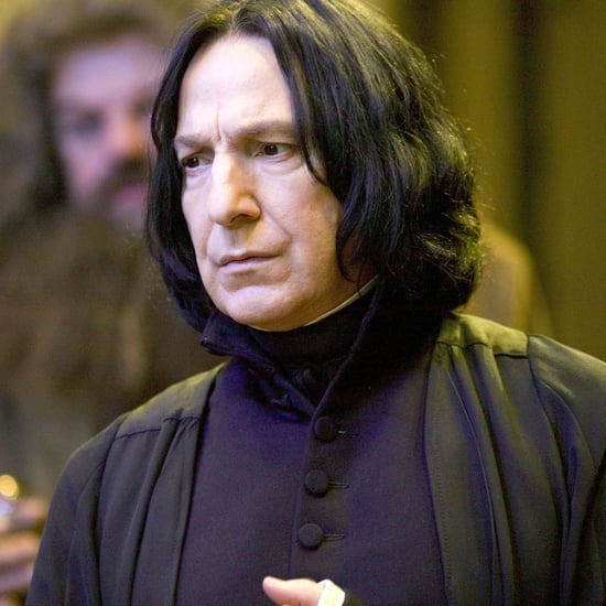 Why Snape Is the Best Harry Potter Character