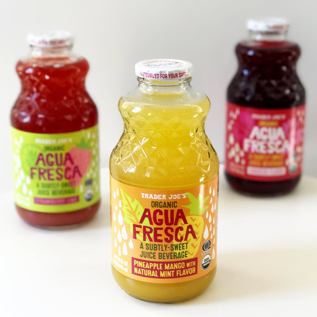 Pick Up: Organic Agua Fresca ($2)