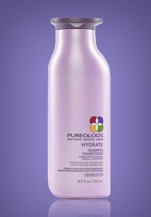 Pureology Hydrate Moisturizing Shampoo for Color Treated Hair