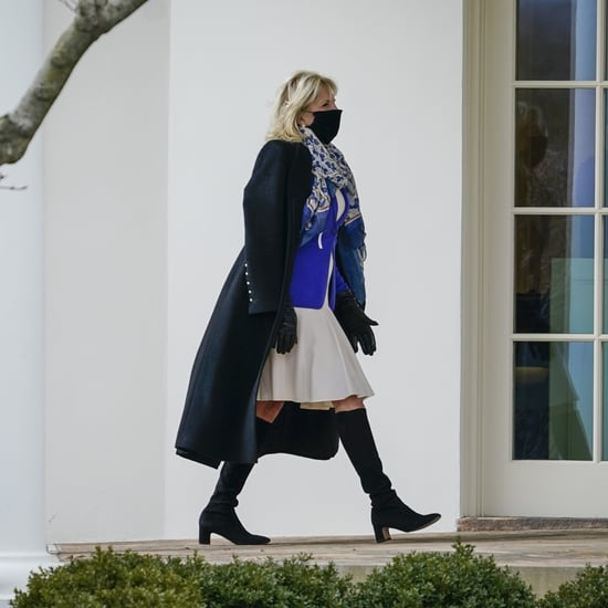 Jill Biden Owns 3 Different Pairs of Stuart Weitzman Boots