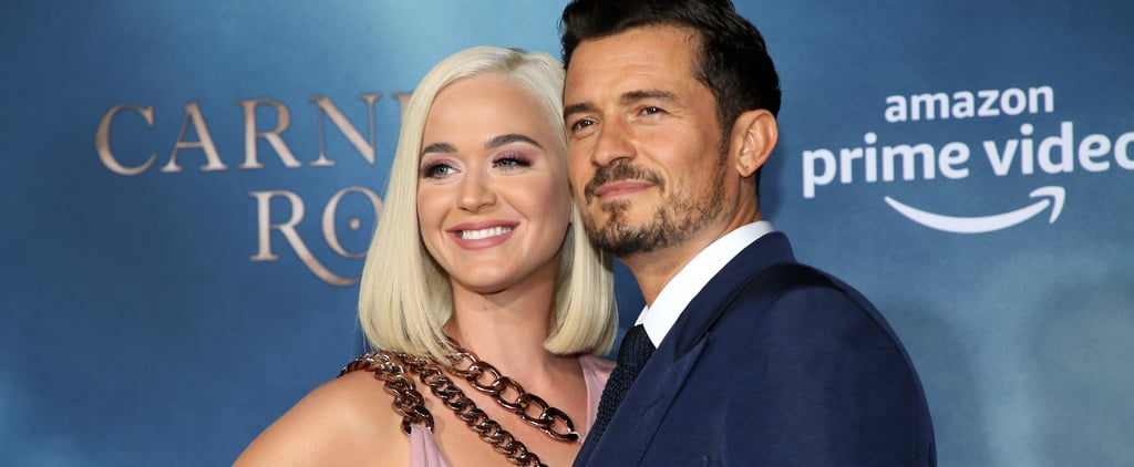 Katy Perry and Orlando Bloom Sing a Voting Song   Video