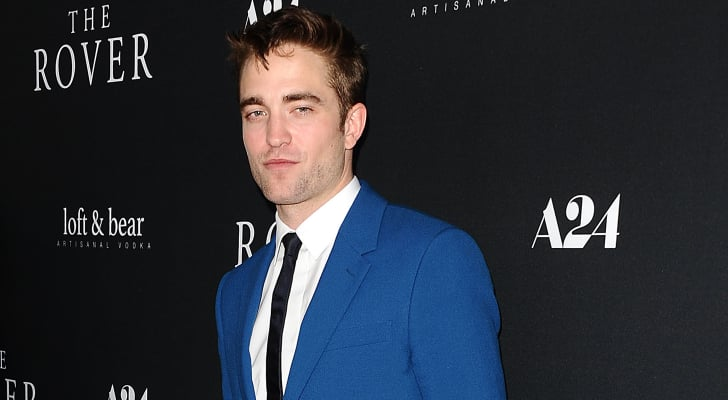 Robert Pattinson Is Apparently Into Erotic Spitting