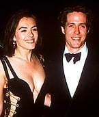 """Elizabeth Hurley's """"Safety Pin"""" Dress Voted The Greatest of All Time"""