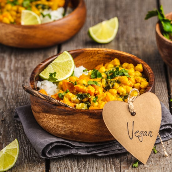 Slow Cooker Vegan Chickpea Curry