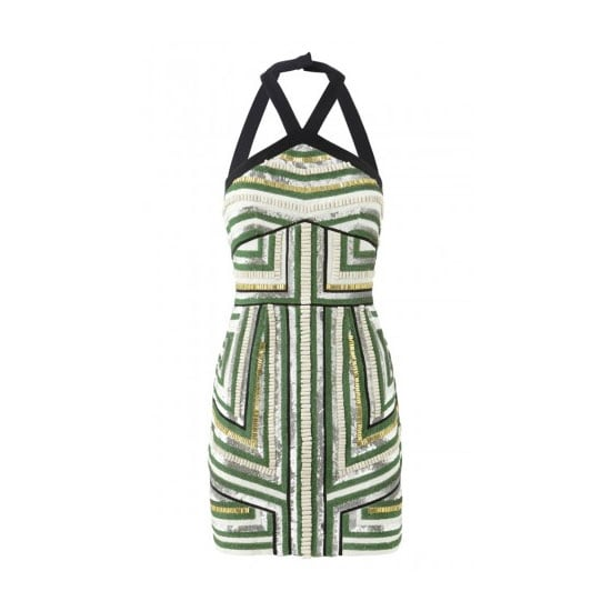 For a night out with the girls, a green and gold dress by an iconic Australian designer = rather appropriate, wouldn't you say? — Laura, shopstyle.com.au country manager Dress, $390, sass & bide