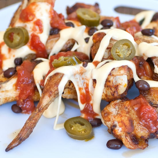 Chicken Wing Nachos