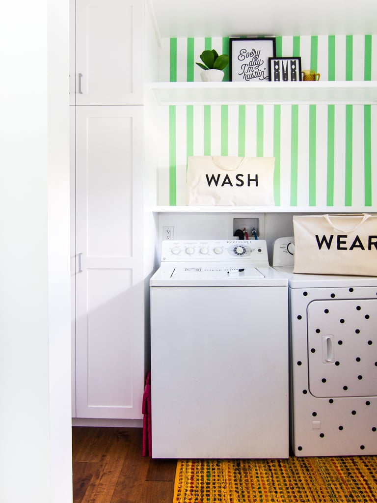Laundry room organization ideas popsugar home for Room organization