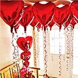BinaryABC Foil Heart Balloons