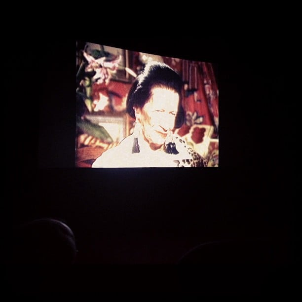 a4fd00731522 FabSugar's Ali and PopSugar's Jess took in the new Diana Vreeland film Diana  Vreeland: The