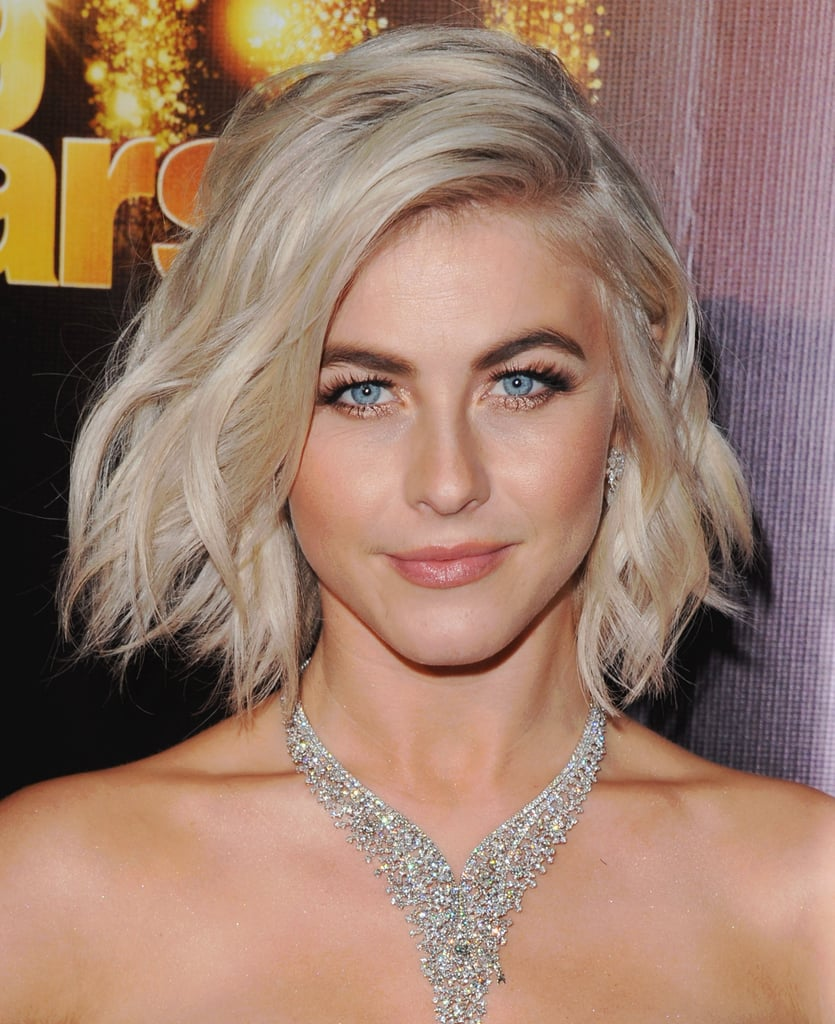 Julianne Hough | Best Bob Haircuts For All Hair Types | Celebrity Photos | POPSUGAR  Beauty UK Photo 5
