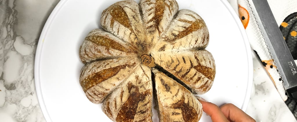 TikTok's Halloween Pumpkin Bread Loaf Recipe With Photos