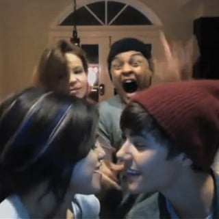 """Justin Bieber and Selena Gomez in """"Call Me Maybe"""" Video"""