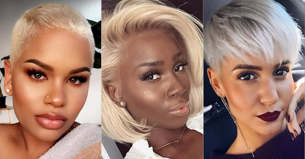 Blonde Hair on Different Skin Tones