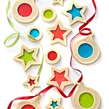 Stained Glass Sugar Cookies